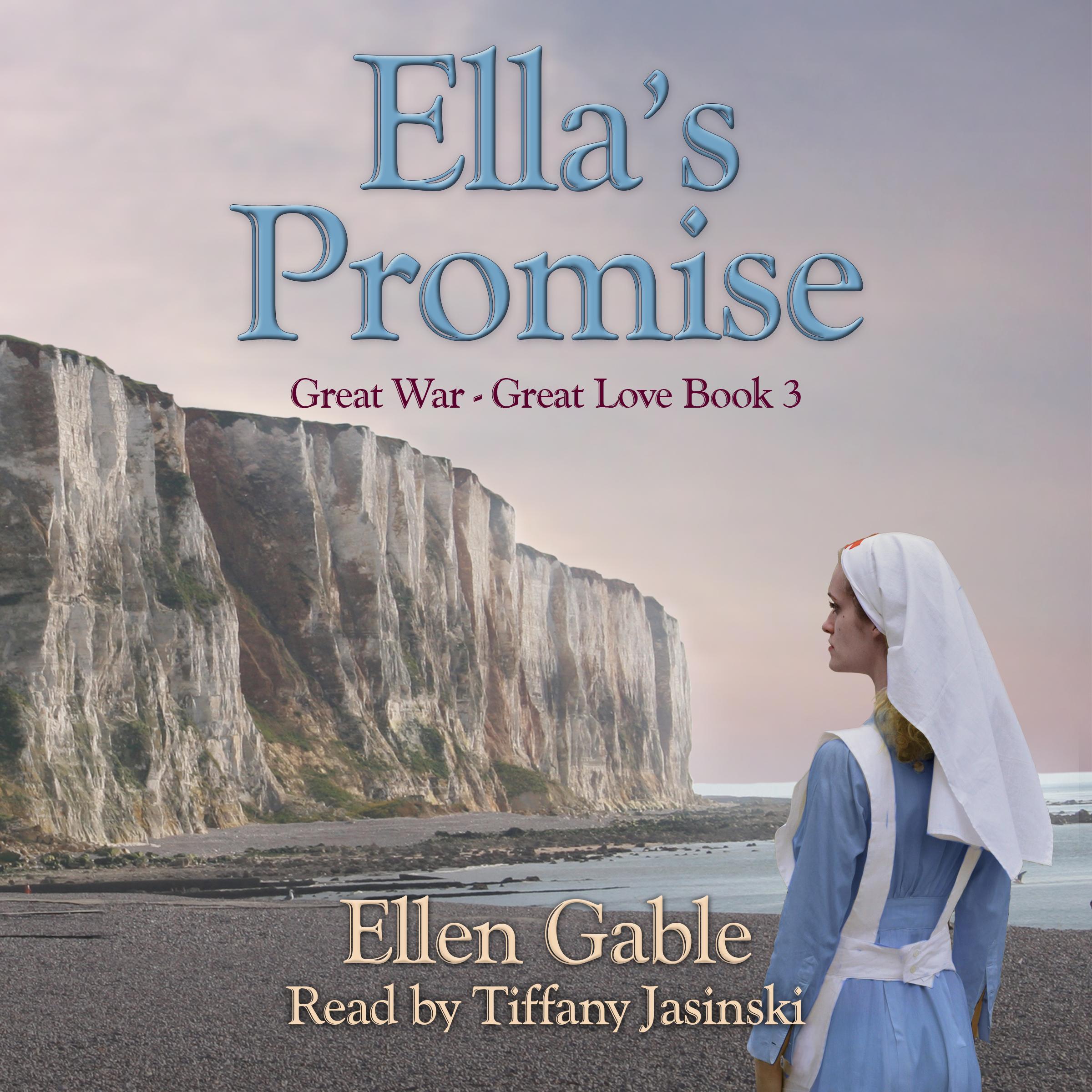 Ella's Promise AB Cover